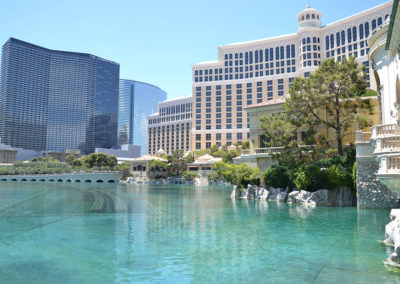 Bellagio Luxury Resort & Casino -Las-Vegas - Diario di viaggio in Usa