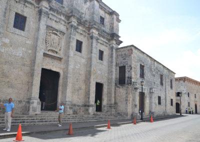 Panteon e Museo de las Casas Reales santo domingo Diario di viaggio a Santo Domingo