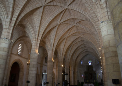 Catedral de Santa Maria La Menor Santo Domingo Diario di viaggio a Santo Domingo
