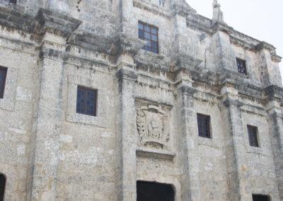 Panteon National Santo Domingo Diario di viaggio a Santo Domingo