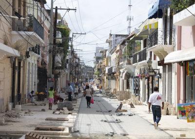 Calle Arzobispo Merino, Santo Domingo Diario di viaggio a Santo Domingo