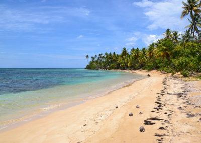 Playa Coson Las Terrenas - Diario di viaggio a Santo Domingo