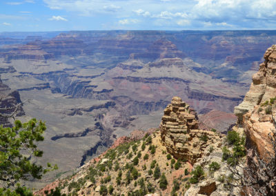16-Grand Canyon - Diario di viaggio in USA