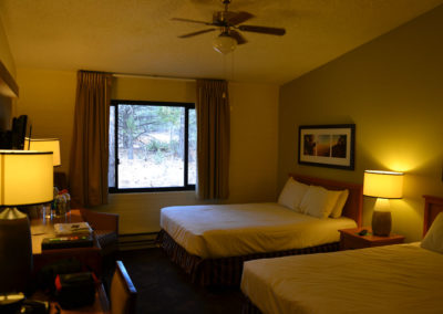 Yavapai Lodge -Grand Canyon - Diario di viaggio in Usa