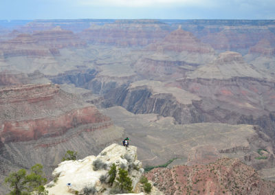 -Grand Canyon South Rim - Diario di viaggio in Usa