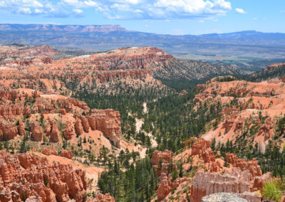 -Inspiration Point Bryce Canyon National Park Diario di viaggio in USA