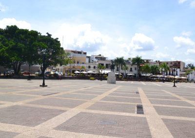 Plaza de Espana (Plaza de Armas) Santo Domingo Diario di viaggio a Santo Domingo