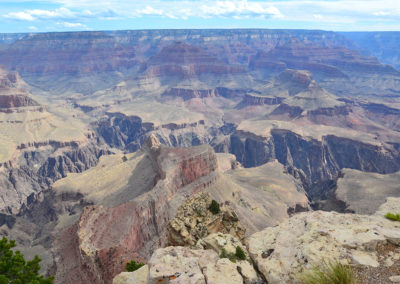 2-Grand Canyon Mather Point- Diario di viaggio in USA