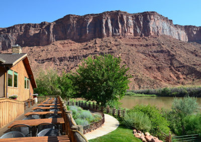 -Red Cliff Lodge Moab - Diario di viaggio in USA