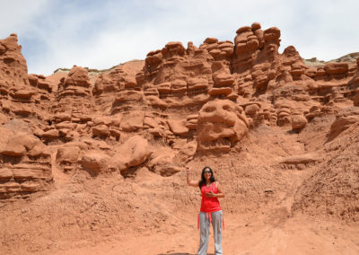 Goblin Valley State Park - Diario di viaggio in USA