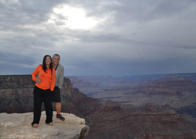 Grand Canyon South Rim - Diario di viaggio in Usa