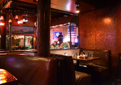 Ken's Old West Steakhouse in Page - Diario di viaggio in USA
