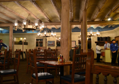 Ristorante Yavapai Lodge - Grand Canyon - Diario di viaggio in Usa