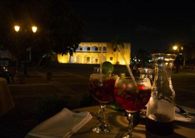 Plaza de Espana Santo Domingo Diario di viaggio a Santo Domingo