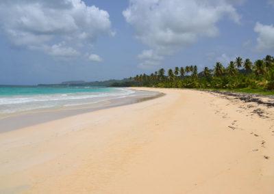 Playa Rincon Las Galeras - Diario di viaggio a Santo Domingo