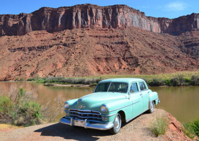 Red Cliff Lodge Moab - Diario di viaggio in USA