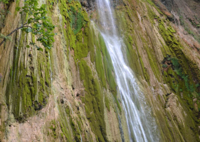 Cascata El Limòn - Diario di viaggio a Santo Domingo