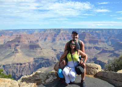 Grand Canyon Yavapai Point