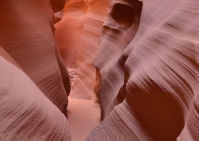 Lower Antelope Canyon Lower Page - Diario di viaggio in USA
