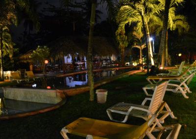Hotel La Tortuga Las Terrenas - Diario di viaggio a Santo Domingo