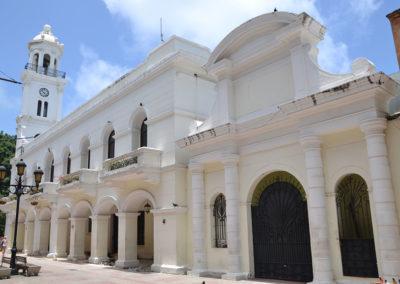 -Palacio Consistorial de Santo Domingo Diario di viaggio a Santo Domingo