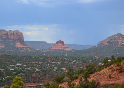 Sedona Trail View Point - Diario di viaggio in Usa