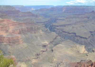 Grand Canyon Pima Point - Diario di viaggio in USA
