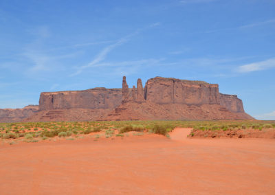 Mitchell Mesa Monument valley - Diario di viaggio in USA