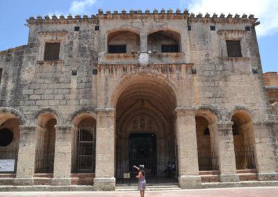 Catedral de Santa Maria La Menor (Catedral-Primada del Americas) Santo Domingo Diario di viaggio a Santo Domingo