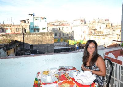 Casa de la Calle Luz Bed & Breakfast, L'Avana - Diario di viaggio a Cuba