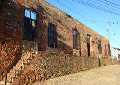 Calle Amargura mura esterne Casa de la Musica - Diario di viaggio a Cuba
