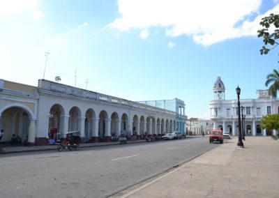 Calle San Fernando, Cienfuegos - Diario di viaggio a Cuba