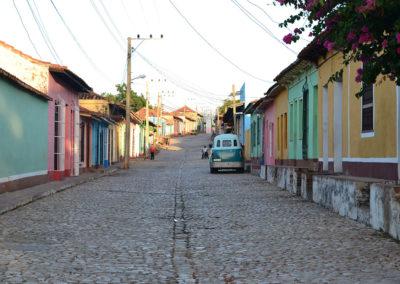 Calle Amargura, Calle Sta. Ana, Trinidad - Diario di viaggio a Cuba