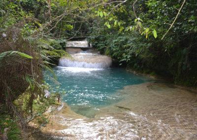 El Nicho, Parque Natural Topes de Collantes - Diario di viaggio a Cuba
