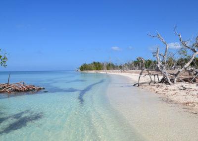 Spiaggie a est di Cayo Levisa - Diario di viaggio a Cuba