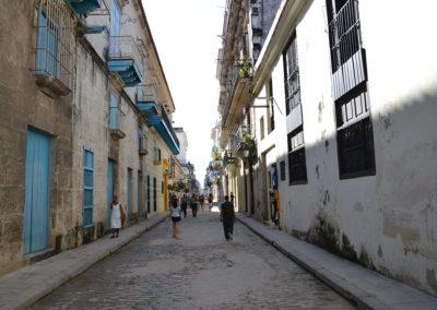 Calle San Ignacio, L'Avana - Diario di viaggio a Cuba