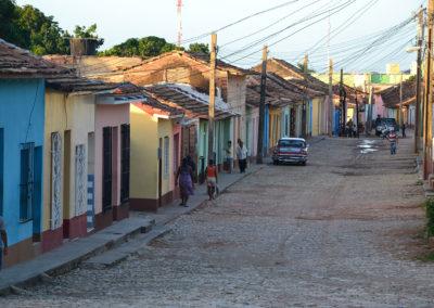- Calle Sta. Ana, Trinidad - Diario di viaggio a Cuba