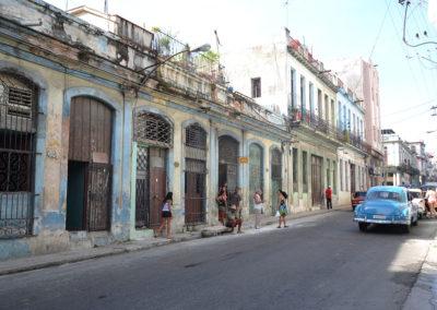 Periferia L'Avana - Diario di viaggio a Cuba