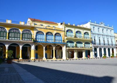 Plaza Vieja, L'Avana - Diario di viaggio a Cuba