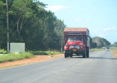 Strada verso Varadero - Diario di viaggio a Cuba