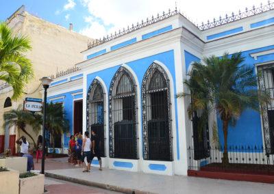 Restaurante La Verja, El Boulevard - Calle San Fernando-, Cienfuegos - Diario di viaggio a Cuba