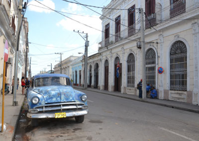Strada Cienfuegos - Diario di viaggio a Cuba