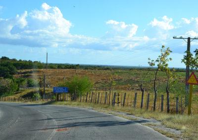 Strada per Valle de Los Ingenios - Diario di viaggio a Cuba