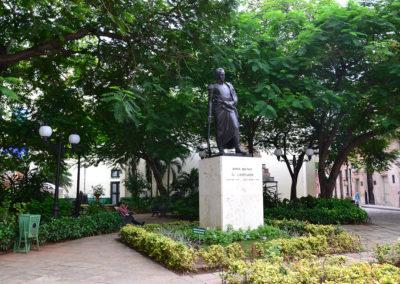 Plaza Simon Bolivar, L'Avana - Diario di viaggio a Cuba