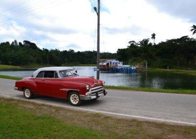 Strada per Vinales - Diario di viaggio a Cuba