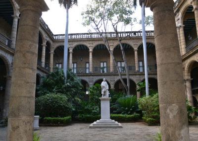 Palacio de los Capitanes Generales, L'Avana - Diario di viaggio a Cuba