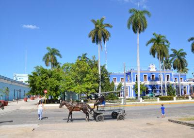 Calle La Mar, Cienfuegos - Diario di viaggio a Cuba