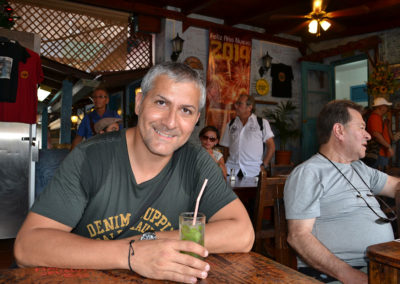 La Bodeguita del Medio, Calle Empedrado 207, L'Avana - Diario di viaggio a Cuba