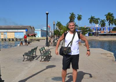 Muelle Real, Cienfuegos - Diario di viaggio a Cuba