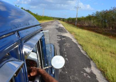 Strada Circuito Sur - Cienfuegos-Trinidad - Diario di viaggio a Cuba